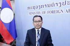 Felicita Laos a Vietnam por exitoso mandato presidencial de ASEAN