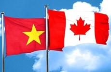 Vietnam y Canadá con perspectivas de cooperación comercial
