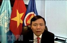Vietnam participa en votación a nuevos magistrados de la Corte Internacional de Justicia