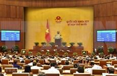 Parlamento de Vietnam ratificará designación de tres miembros de Gobierno