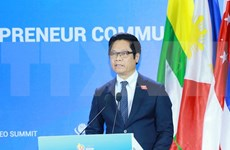 Inauguran Cumbre de Negocios de Vietnam 2020
