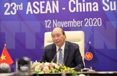 Vietnam preside la XXIII Cumbre ASEAN-China
