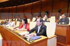 Asamblea Nacional de Vietnam adopta Resolución sobre Plan presupuestario 2021
