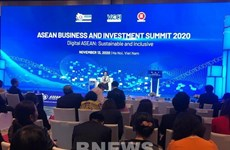 Efectúan Cumbre de Comercio e Inversión de ASEAN