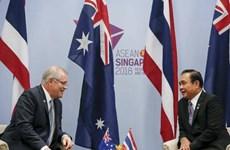 Australia y Tailandia establecen la asociación estratégica