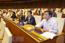 Asamblea Nacional de Vietnam aprueba cuatro proyectos de ley