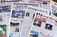 Prensa laosiana destaca 37a Cumbre de la ASEAN y eventos anexos