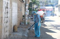 COVID-19: Número de pacientes en Vietnam mantiene intacto esta mañana