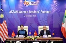 Celebran Cumbre de Mujeres Líderes de la ASEAN