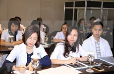 Australia ayuda a Vietnam a mejorar capacidad de diagnóstico de cáncer de mama