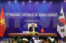 Elevan cooperación Mekong-Corea del Sur al nivel de asociación estratégica