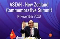 Efectúan Cumbre Conmemorativa ASEAN- Nueva Zelanda bajo presidencia de Vietnam