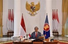 Presidente de Indonesia propone impulsar la digitalización en el contexto de COVID-19