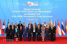 Culminan con éxito 37 Cumbre de ASEAN y citas magnas conexas