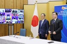 RCEP creará oportunidades para fabricantes y agricultores japoneses