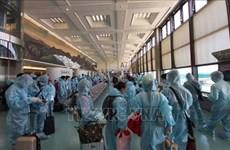 Repatrían a 340 ciudadanos vietnamitas de Taiwán (China)