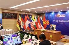 XV Cumbre de Asia Oriental: Vietnam destaca importancia de mantener un entorno de paz y estabilidad