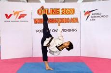 Gana Vietnam medalla de bronce en Campeonato Asiático de Taekwondo 2020