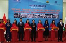 Resaltan fotos de VNA historia de 70 años de amistad y cooperación Vietnam-Bulgaria