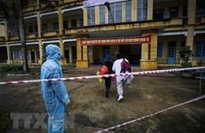 Rastrean en Vietnam contactos cercanos de caso sospechoso del COVID-19