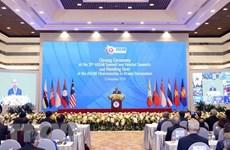Prensa internacional impresiona por el desempeño de Vietnam del papel de Presidente de la ASEAN