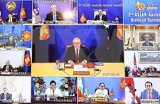 ASEAN y Australia por mantener la paz y estabilidad en el Mar del Este, dice presidente filipino