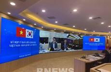 Destacan nexos de cooperación entre Vietnam y Corea del Sur