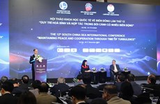 Recomiendan soluciones para la estabilidad en el Mar del Este