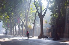 Hanoi entre 10 mejores ciudades del mundo para los amantes del ciclismo