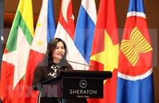 ASEAN trabaja para promover los derechos de las mujeres y los niños
