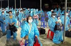 Repatrían a 240 ciudadanos vietnamitas desde Taiwán (China)