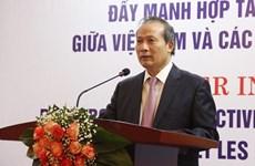 Vietnam y países africanos de habla francesa por ampliar la cooperación