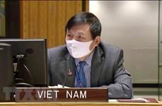 Vietnam exhorta a ayudar al Líbano a superar dificultades
