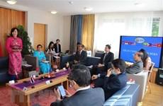 Fortalecen nexos económicos entre Suiza y ASEAN