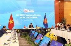 ASEAN promueve cooperación en el sector de energía