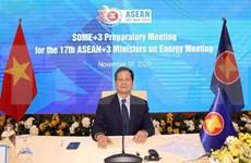 Promueven la cooperación energética entre ASEAN y China, Corea del Sur y Japón