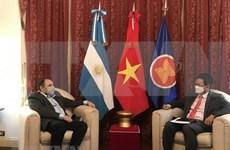 Radio La Voz de Vietnam y Radio Nacional de Argentina profundizan la agenda de cooperación