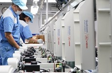 Empresa vietnamita exporta el primer lote de cámaras de videovigilancia a Estados Unidos