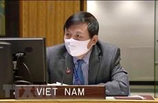 Vietnam apoya reanudación de negociaciones entre Israel y Palestina