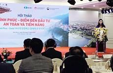 Vinh Phuc, un destino de inversión potencial y seguro en Vietnam