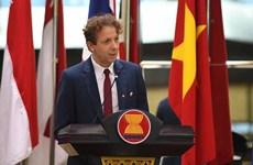 UE y ASEAN trabajan hacia un acuerdo de libre comercio bilateral