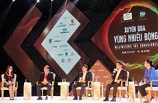 Medios de comunicación internacionales optimistas sobre el crecimiento de Vietnam