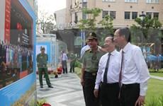 Exposición fotográfica en Vietnam resalta significado histórico del Levantamiento de Cochinchina