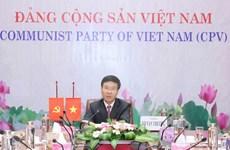 Vietnam y Cuba fortalecen cooperación entre ambos partidos