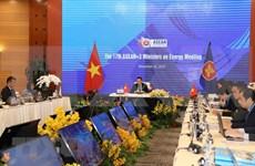 ASEAN+3 se compromete a promover cooperación energética