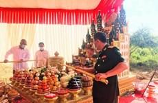 Comienzan la construcción del Monumento de Amistad Vietnam-Camboya