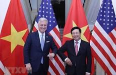 Estados Unidos apoya la independencia y prosperidad de Vietnam