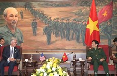 De visita en Vietnam al asesor de Seguridad Nacional de EE.UU.