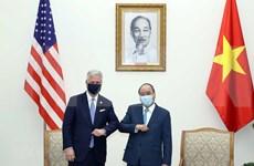 Acuerdan Vietnam y EE. UU. una mayor cooperación