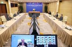 Premier vietnamita resalta importancia de colaboración multilateral en APEC
